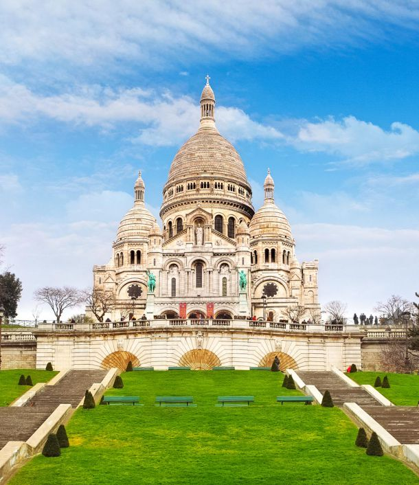 Sacred Heart Paris