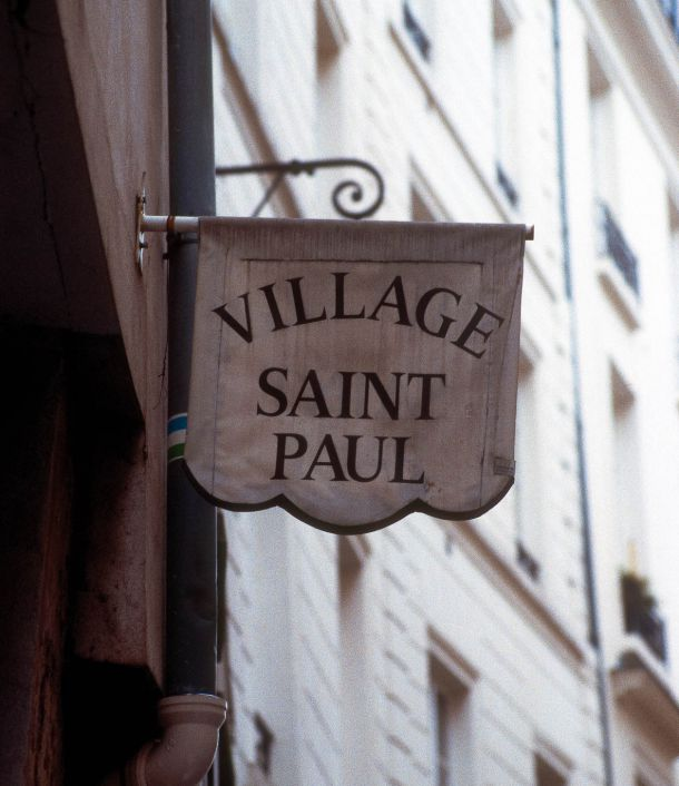 Village Saint Paul Paris